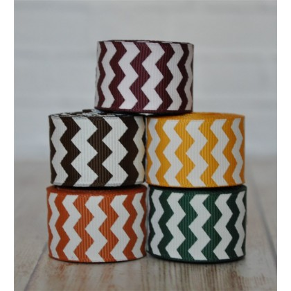 10 yards Fall Chevron Filler Mix