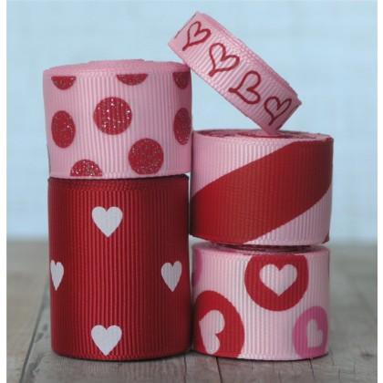 10 yards Love Ya Valentine's Day Mix