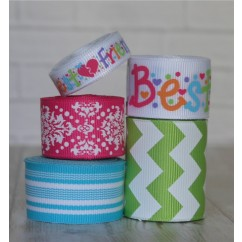 10 yards Best Friends Ribbon Mix