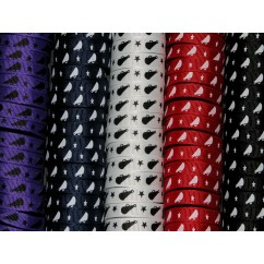 "5 yards 3/8"" Megaphone Print Grosgrain Ribbon"