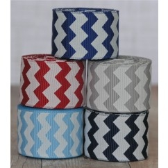 10 yards Patriotic Chevron Filler Mix