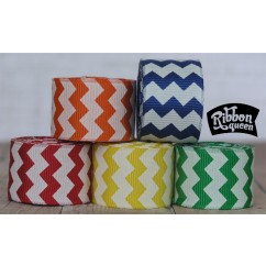 10 yards Primary Chevron Filler Mix