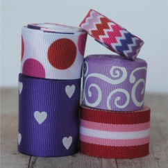 10 yards Dots & Hearts Valentine's Day Mix